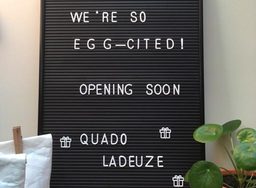 Quado Ladeuze te Leuven opent opnieuw op 3 mei 2019