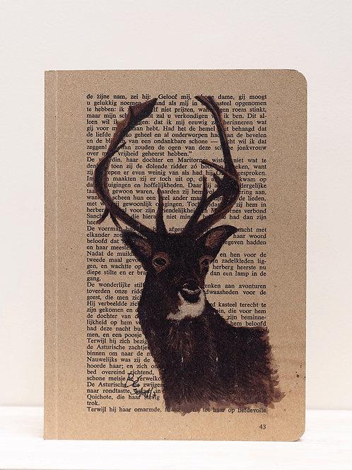 Notitieboek Hert