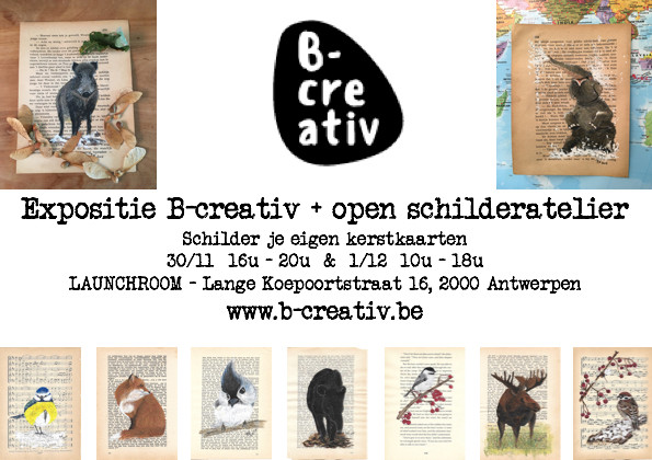 Find B-creativ artwork @ the exposition
