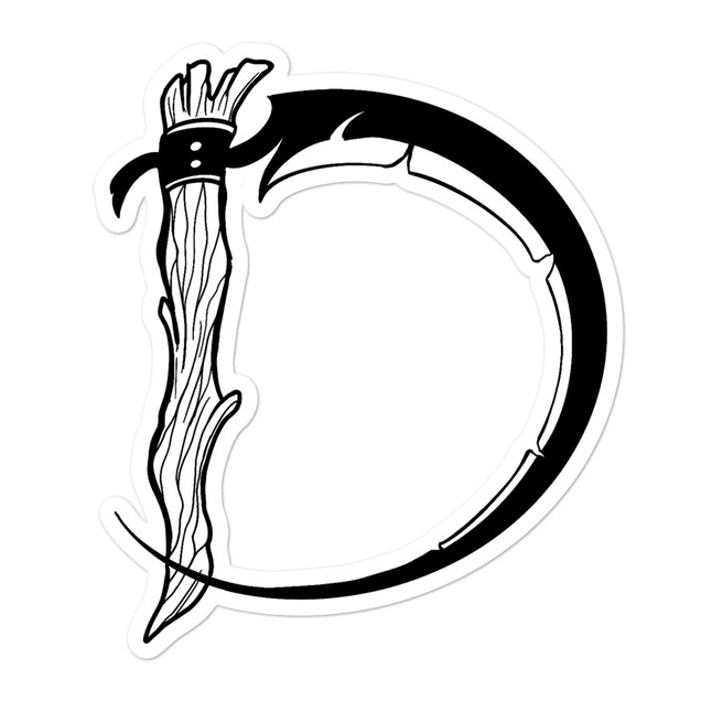 DUSTY PIRATE Logo