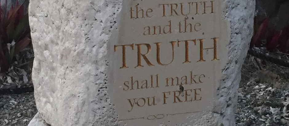 The Truth Will Set You Free Part 3 Conclusion