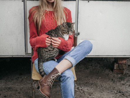 For the Love of Cats - One Woman's Journey to Becoming a Hero for Cats