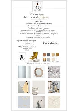A4--inspiration board - Sofisticated cha