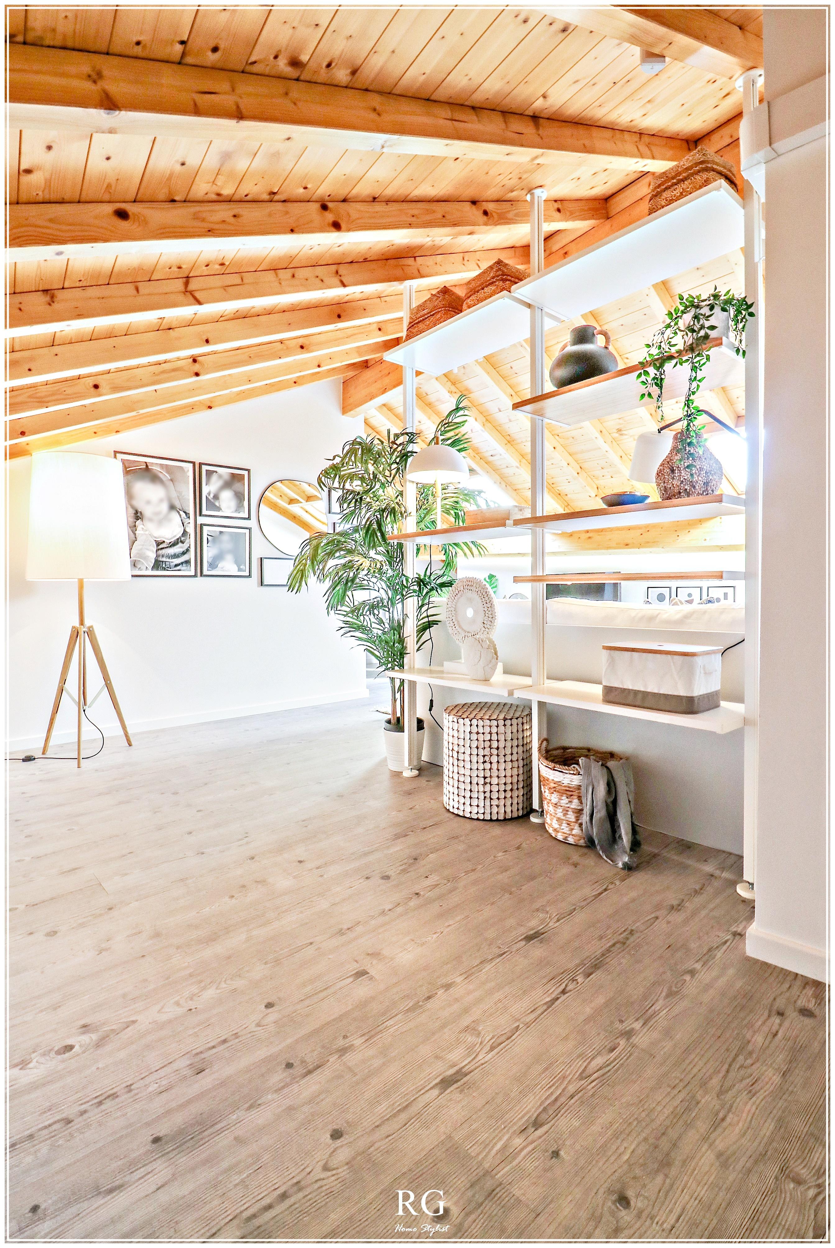 Projeto - The Attic guest room