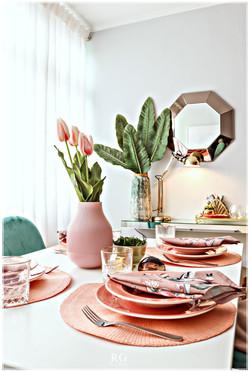 Projeto - Pink & Salmon