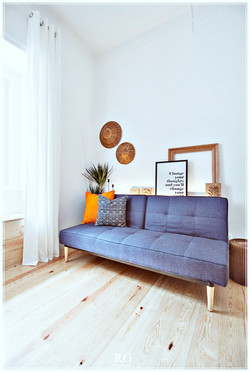 Projeto -The authentical living room