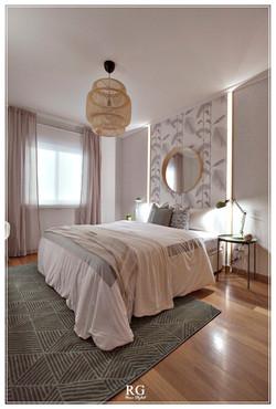 Projeto - The botanical bedroom