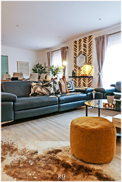 Projeto - The authentic living room