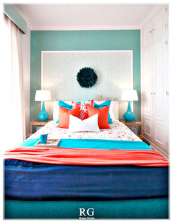 Projeto - Coral & Turquoise paradise