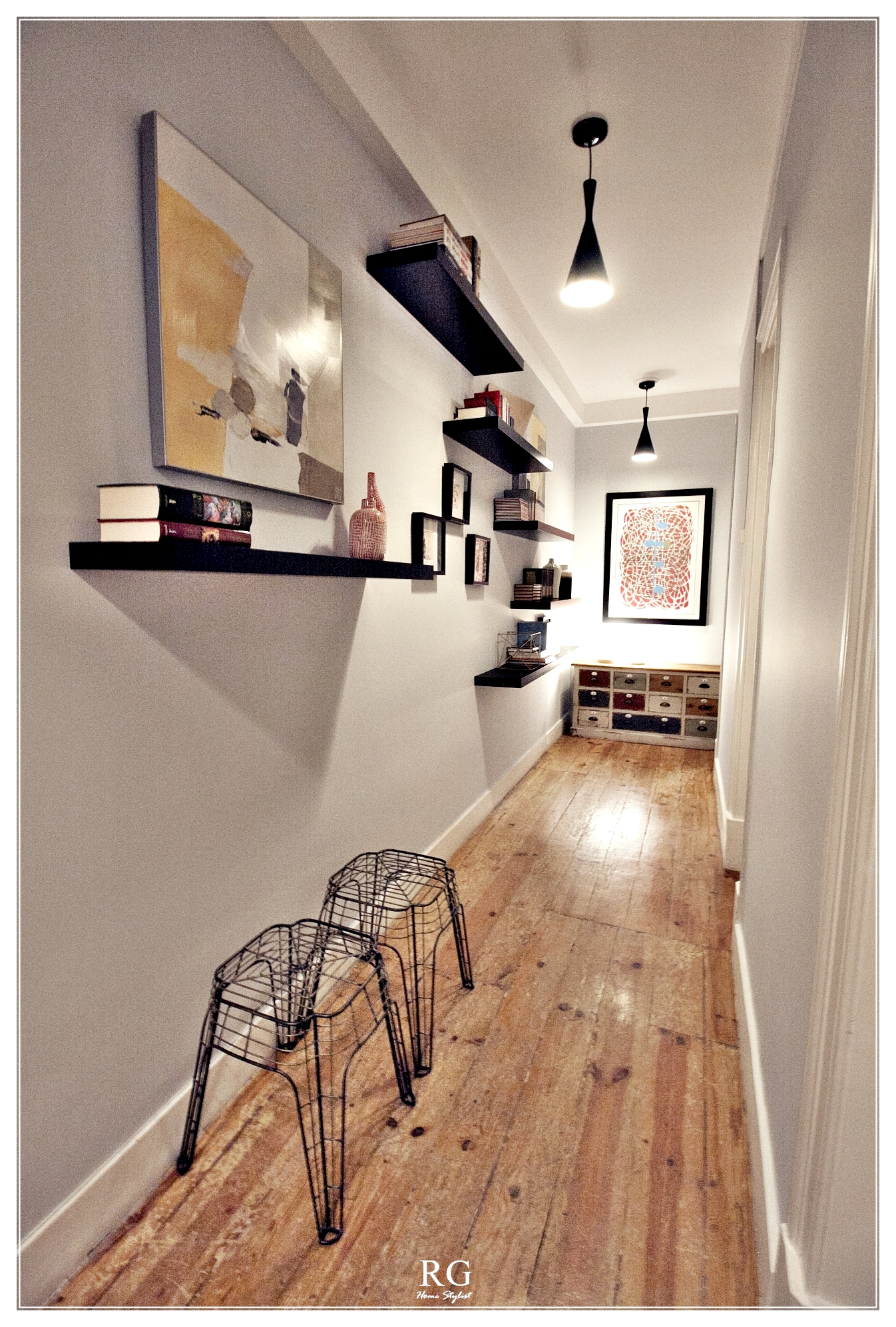 Projeto - The Eclectic Hall