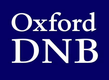 Open Call for Suggestions: Oxford Dictionary of National Biography (Ongoing)