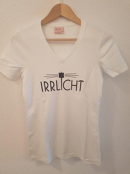 Girly Shirt, weiss / white