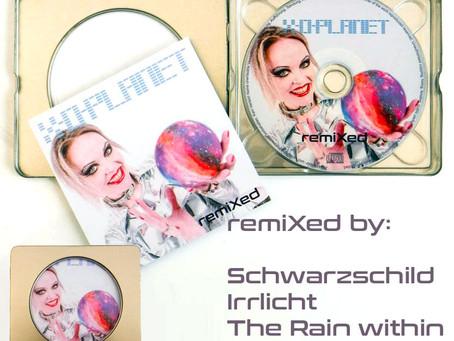 X-O Planet RemiXed EP