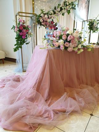 украшение на свадьбу липецк