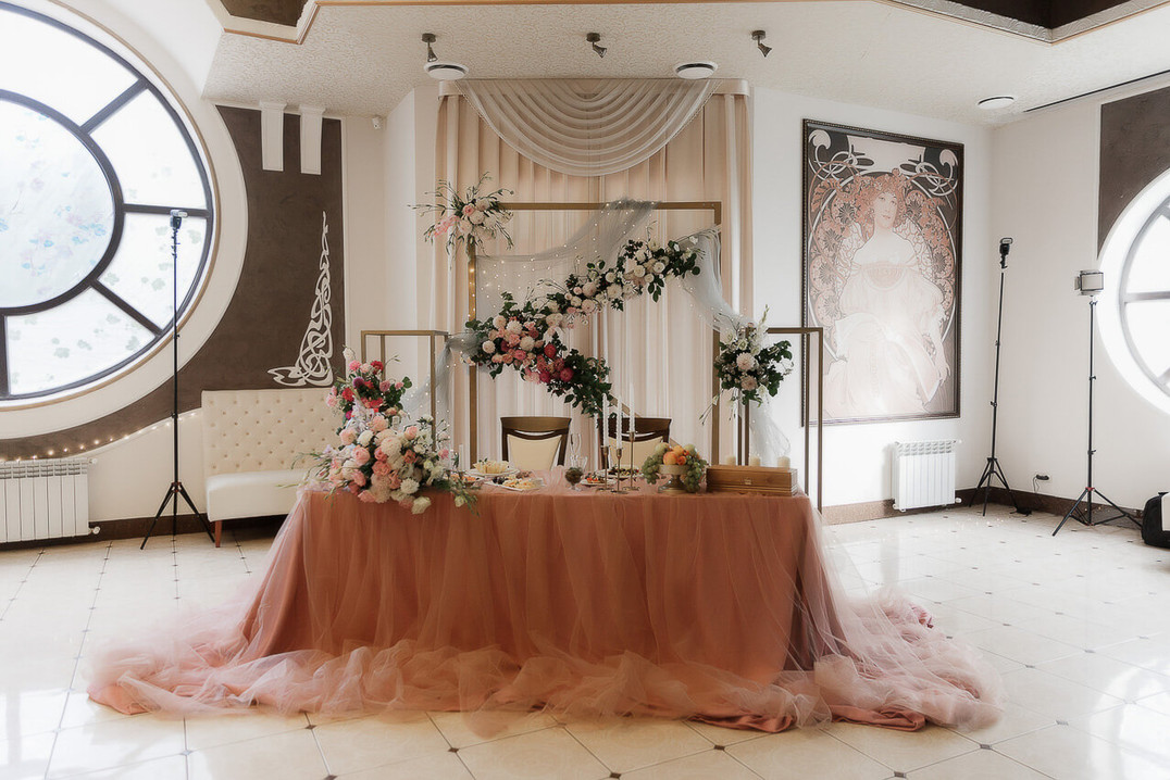 оформление свадьбы липецк цены