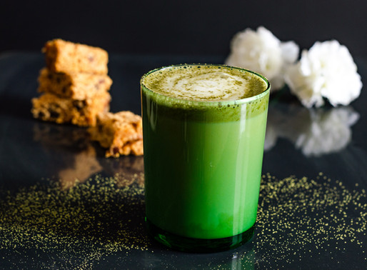 Matcha Latte Energy-booster