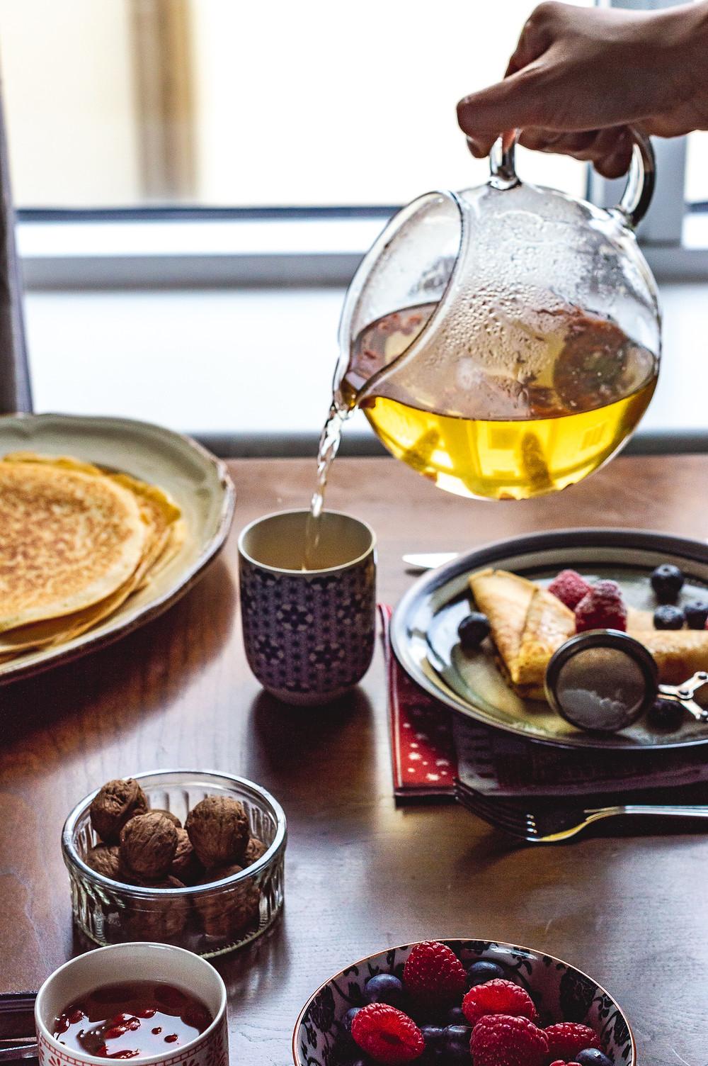 Goji Berries Tea