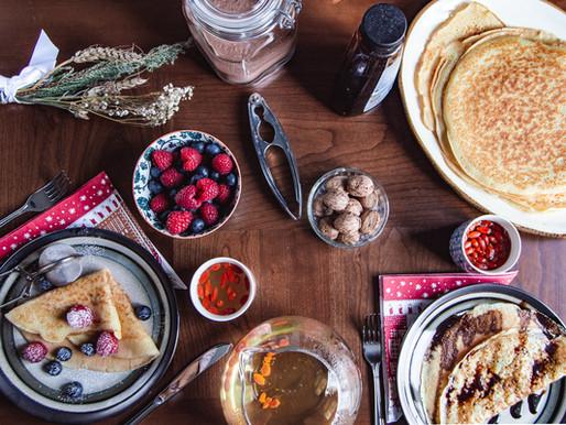 Pancakes Feast