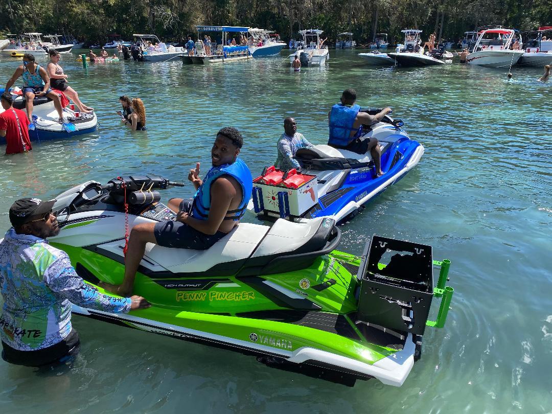 Silver Glen Springs Cruise + Jet Skis