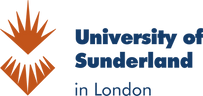 UoS Logo - in London_Rust, Navy.png