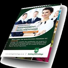 Management Course Brochure
