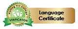 Language Certificate for Notting Hill College