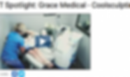 NBC CT Spotlight Grace Medical Aesthetics CoolSculpting