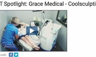 NBC CT Spotlight Grace Medical Aesthetics CoolSculpting