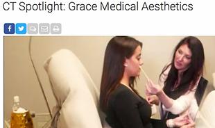 NBC CT Spotlight Grace Medical Aesthetics