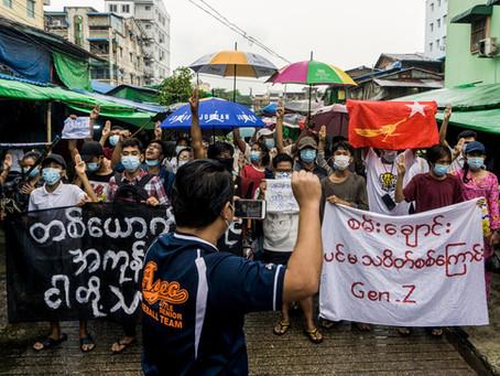 La démocratie l'emportera-t-elle sur la junte militaire au Myanmar ?
