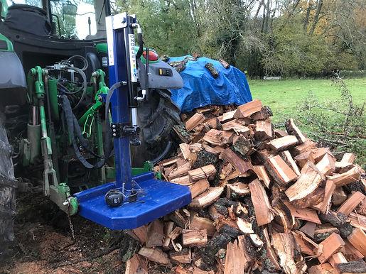 Hydralic Log splitter