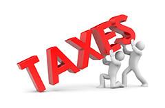 Taxes sur les salaires