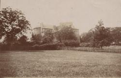 Face arrière vers 1903