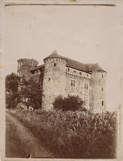 Façade vers 1903