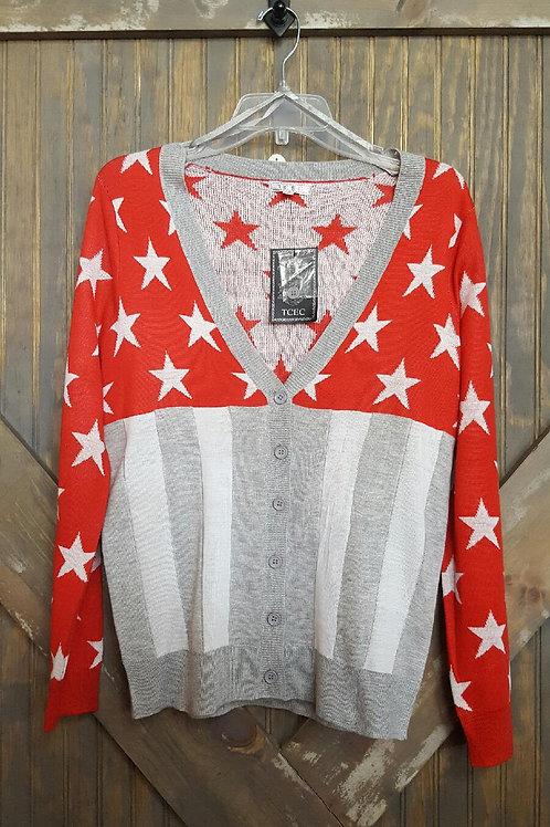 Stars & Stripes Cardigan