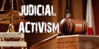 JUDICIAL ACTIVISM: AN INDIAN SCENARIO