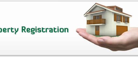 PROCEDURE FOR REGISTRATION OF PROPERTY IN INDIA