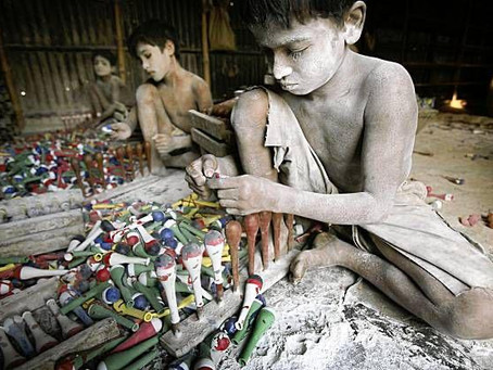 CHILD LABOR: THE UNSEEN CRIME