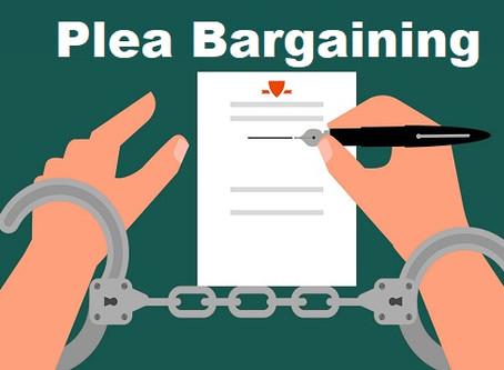 PLEA BARGAINING – A PRACTICAL SOLUTION