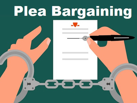 PLEA BARGAINING – A PRACTICAL SOLUTION