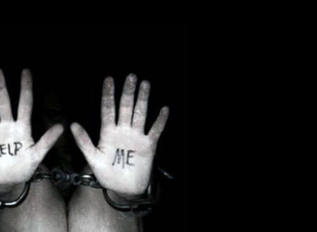 HUMAN TRAFFICKING – A CURSE FOR OUR SOCIETY