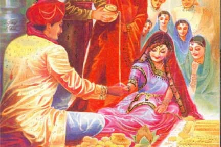 FORMS OF MARRIAGE UNDER HINDU LAW