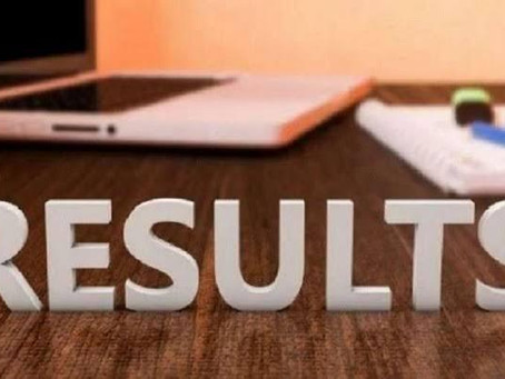 Result: 1st National Blog Writing Competition (2020)