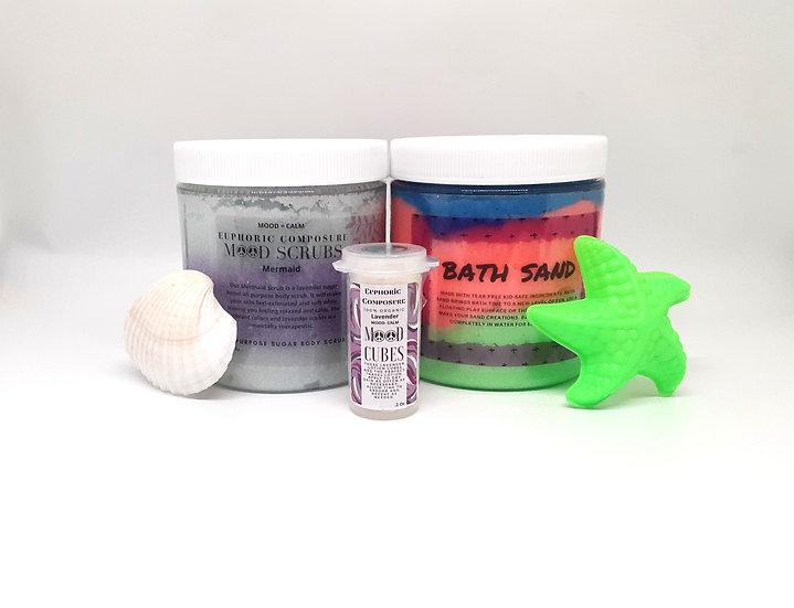My Mini and Me Bath Set