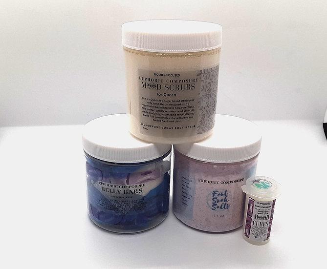 Pregnancy Spa Kit
