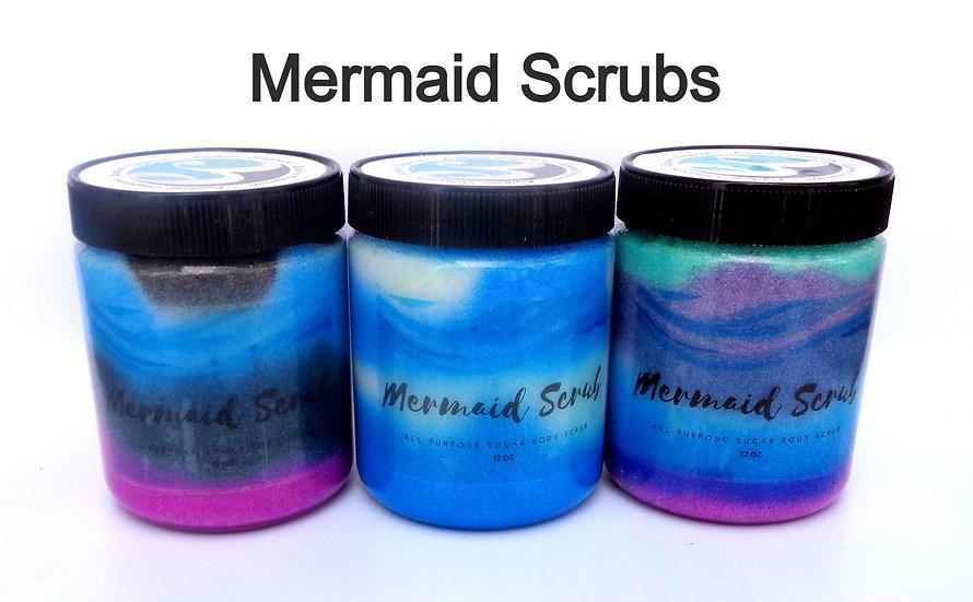 Mood Scrub---Mermaid