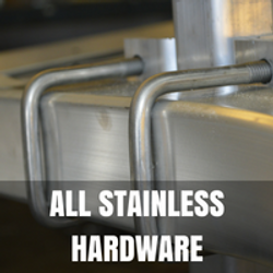 All Stainless Hardware