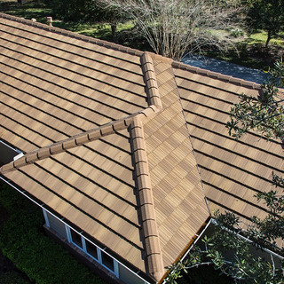 Back 2 Bright Roof Cleaning After
