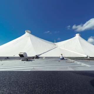 Back 2 Bright Commerical Roof Cleaning Citrus County