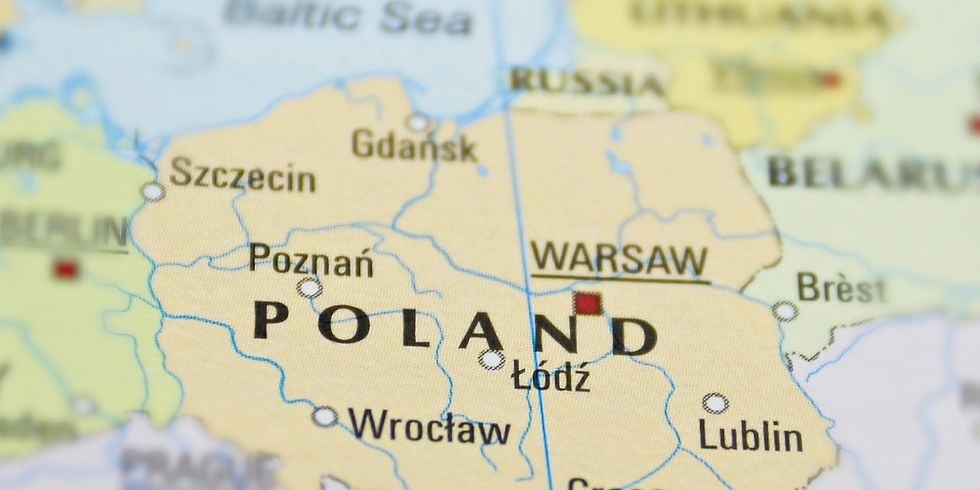 Discovering Poland - Warsaw, Gdansk, Torun, Wroclaw & Krakow